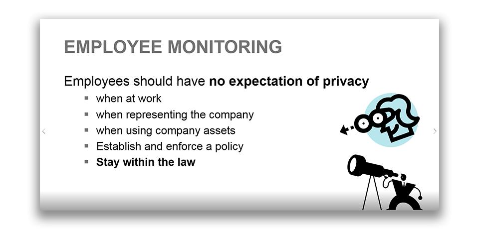 Мониторинг сотрудников. Особенности мониторинга в западных корпорациях.